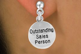 """<bR>              EXCLUSIVELY OURS!!<BR>CLICK HERE TO SEE 120+ EXCITING<BR>  CHANGES THAT YOU CAN MAKE!<BR>             LEAD & NICKEL FREE!!<BR>  W482SE - """"OUSTANDING SALES<Br>             PERSON"""" & EARRINGS<BR>                   FROM $4.50 TO $8.35"""