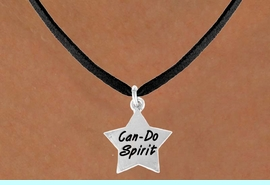 """<bR>               EXCLUSIVELY OURS!!<BR>CLICK HERE TO SEE 120+ EXCITING<BR>   CHANGES THAT YOU CAN MAKE!<BR>              LEAD & NICKEL FREE!!<BR>W488SN - """"CAN-DO SPIRIT"""" STAR<Br>     & NECKLACE AS LOW AS $4.50"""