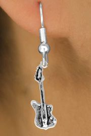 <bR>               EXCLUSIVELY OURS!!<BR>CLICK HERE TO SEE 120+ EXCITING<BR>   CHANGES THAT YOU CAN MAKE!<BR>              LEAD & NICKEL FREE!!<BR>W490SE - ELECTRIC BASS GUITAR<Br>     & EARRINGS FROM $4.50 TO $8.35