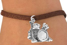 <bR>              EXCLUSIVELY OURS!!<BR>CLICK HERE TO SEE 120+ EXCITING<BR>  CHANGES THAT YOU CAN MAKE!<BR>             LEAD & NICKEL FREE!!<BR>W492SB - DRUM SET & BRACELET<Br>                   AS LOW AS $4.50