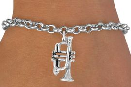 <bR>              EXCLUSIVELY OURS!!<BR>CLICK HERE TO SEE 120+ EXCITING<BR>  CHANGES THAT YOU CAN MAKE!<BR>             LEAD & NICKEL FREE!!<BR>  W493B - TRUMPET & BRACELET<Br>                  AS LOW AS $4.50