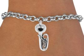 <bR>              EXCLUSIVELY OURS!!<BR>CLICK HERE TO SEE 120+ EXCITING<BR>  CHANGES THAT YOU CAN MAKE!<BR>             LEAD & NICKEL FREE!!<BR>     W495SB - TUBA & BRACELET<Br>                   AS LOW AS $4.50