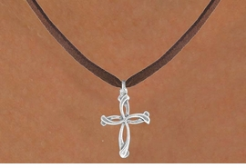 <bR>               EXCLUSIVELY OURS!!<BR>CLICK HERE TO SEE 120+ EXCITING<BR>   CHANGES THAT YOU CAN MAKE!<BR>              LEAD & NICKEL FREE!!<BR>      W506SN - PETALED CROSS &<BR>    NECKLACE FROM $4.50 TO $8.35
