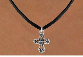 <bR>               EXCLUSIVELY OURS!!<BR>CLICK HERE TO SEE 120+ EXCITING<BR>   CHANGES THAT YOU CAN MAKE!<BR>              LEAD & NICKEL FREE!!<BR>      W508SN - ELEGANT CROSS &<BR>     NECKLACE FROM $4.50 TO $8.35