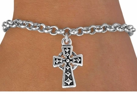 <bR>               EXCLUSIVELY OURS!!<BR>CLICK HERE TO SEE 120+ EXCITING<BR>   CHANGES THAT YOU CAN MAKE!<BR>              LEAD & NICKEL FREE!!<BR>     W517SB - CROSS &  BRACELET<Br>               FROM $4.50 TO $8.35
