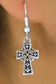 <bR>              EXCLUSIVELY OURS!!<BR>CLICK HERE TO SEE 120+ EXCITING<BR>   CHANGES THAT YOU CAN MAKE!<BR>              LEAD & NICKEL FREE!!<BR>     W517SE - CROSS & EARRINGS<Br>                FROM $4.50 TO $8.35