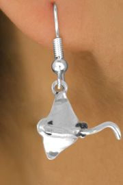 <bR>               EXCLUSIVELY OURS!!<BR>CLICK HERE TO SEE 120+ EXCITING<BR>   CHANGES THAT YOU CAN MAKE!<BR>              LEAD & NICKEL FREE!!<BR> W521SE - STINGRAY & EARRINGS<Br>                   FROM $4.50 TO $8.35