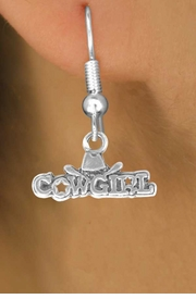 """<bR>               EXCLUSIVELY OURS!!<BR>CLICK HERE TO SEE 120+ EXCITING<BR>   CHANGES THAT YOU CAN MAKE!<BR>              LEAD & NICKEL FREE!!<BR>  W529SE - """"COWGIRL"""" MARQUEE <Br>   & EARRINGS FROM $4.50 TO $8.35<BR>                             �2009"""