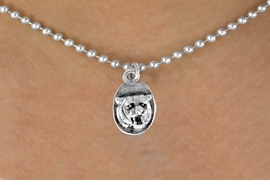 <bR>               EXCLUSIVELY OURS!!<BR>CLICK HERE TO SEE 120+ EXCITING<BR>   CHANGES THAT YOU CAN MAKE!<BR>              LEAD & NICKEL FREE!!<BR>  W530SN - WILDCAT & NECKLACE<BR>                   AS LOW AS $4.50