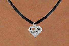 """<bR>               EXCLUSIVELY OURS!!<BR>CLICK HERE TO SEE 120+ EXCITING<BR>   CHANGES THAT YOU CAN MAKE!<BR>              LEAD & NICKEL FREE!!<BR>   W534SN - """"I LOVE TO DANCE"""" &<BR>       NECKLACE AS LOW AS $4.50"""