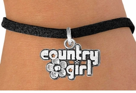 "<bR>               EXCLUSIVELY OURS!!<BR>CLICK HERE TO SEE 120+ EXCITING<BR>   CHANGES THAT YOU CAN MAKE!<BR>              LEAD & NICKEL FREE!!<BR>     W536SB - ""COUNTRY GIRL"" &<Br>        BRACELET AS LOW AS $4.50"