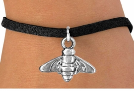 <bR>              EXCLUSIVELY OURS!!<BR>CLICK HERE TO SEE 120+ EXCITING<BR>  CHANGES THAT YOU CAN MAKE!<BR>             LEAD & NICKEL FREE!!<BR>       W537SB - BEE &  BRACELET<Br>                  AS LOW AS $4.50