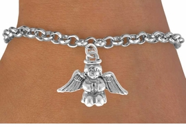 <bR>               EXCLUSIVELY OURS!!<BR>CLICK HERE TO SEE 120+ EXCITING<BR>   CHANGES THAT YOU CAN MAKE!<BR>              LEAD & NICKEL FREE!!<BR>      W540SB - PRAYING ANGEL &<Br>   BRACELET FROM $4.50 TO $8.35