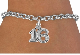 "<bR>               EXCLUSIVELY OURS!!<BR>CLICK HERE TO SEE 120+ EXCITING<BR>   CHANGES THAT YOU CAN MAKE!<BR>              LEAD & NICKEL FREE!!<BR>      W546SB - ""16"" &  BRACELET<Br>                    AS LOW AS $4.50"