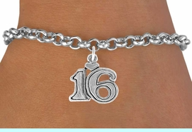 """<bR>               EXCLUSIVELY OURS!!<BR>CLICK HERE TO SEE 120+ EXCITING<BR>   CHANGES THAT YOU CAN MAKE!<BR>              LEAD & NICKEL FREE!!<BR>      W546SB - """"16"""" &  BRACELET<Br>                    AS LOW AS $4.50"""