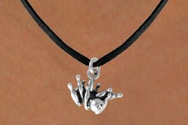 """<bR>               EXCLUSIVELY OURS!!<BR>CLICK HERE TO SEE 120+ EXCITING<BR>   CHANGES THAT YOU CAN MAKE!<BR>              LEAD & NICKEL FREE!!<BR> W547SN - """"STRIKE"""" BALL & PINS<BR>   ON NECKLACE AS LOW AS $4.50"""