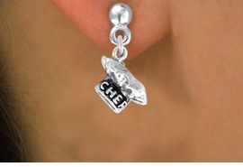 "<bR>              EXCLUSIVELY OURS!!<BR>CLICK HERE TO SEE 120+ EXCITING<BR>   CHANGES THAT YOU CAN MAKE!<BR>              LEAD & NICKEL FREE!!<BR>          W549SE - ""CHEF"" HAT &<Br>       EARRINGS FROM $4.50 TO $8.35"