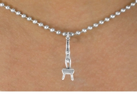 <bR>               EXCLUSIVELY OURS!!<BR>CLICK HERE TO SEE 120+ EXCITING<BR>   CHANGES THAT YOU CAN MAKE!<BR>              LEAD & NICKEL FREE!!<BR> W550SN - GYMNAST ON VAULT &<BR>       NECKLACE AS LOW AS $4.50