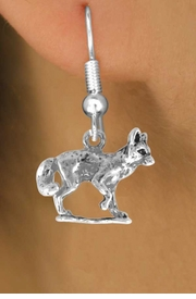<bR>               EXCLUSIVELY OURS!!<BR>CLICK HERE TO SEE 120+ EXCITING<BR>   CHANGES THAT YOU CAN MAKE!<BR>              LEAD & NICKEL FREE!!<BR>        W555SE - FOX & EARRINGS<Br>                  FROM $4.50 TO $8.35