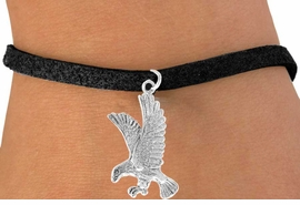 <bR>               EXCLUSIVELY OURS!!<BR>CLICK HERE TO SEE 120+ EXCITING<BR>   CHANGES THAT YOU CAN MAKE!<BR>              LEAD & NICKEL FREE!!<BR>     W559SB - EAGLE & BRACELET<Br>                    AS LOW AS $4.50