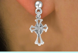 <bR>               EXCLUSIVELY OURS!!<BR>CLICK HERE TO SEE 120+ EXCITING<BR>   CHANGES THAT YOU CAN MAKE!<BR>              LEAD & NICKEL FREE!!<BR>     W560SE - CROSS & EARRINGS<Br>                 FROM $4.50 TO $8.35