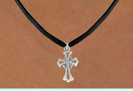 <bR>              EXCLUSIVELY OURS!!<BR>CLICK HERE TO SEE 120+ EXCITING<BR>   CHANGES THAT YOU CAN MAKE!<BR>             LEAD & NICKEL FREE!!<BR>    W560SN - CROSS & NECKLACE<BR>              FROM $4.50 TO $8.35