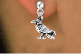 <bR>               EXCLUSIVELY OURS!!<BR>CLICK HERE TO SEE 120+ EXCITING<BR>   CHANGES THAT YOU CAN MAKE!<BR>              LEAD & NICKEL FREE!!<BR>     W561SE - RAVEN & EARRINGS<Br>                   FROM $4.50 TO $8.35