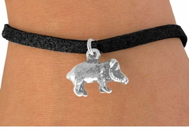 <bR>               EXCLUSIVELY OURS!!<BR>CLICK HERE TO SEE 120+ EXCITING<BR>   CHANGES THAT YOU CAN MAKE!<BR>              LEAD & NICKEL FREE!!<BR>  W564SB - JAVELINA & BRACELET<Br>                    AS LOW AS $4.50