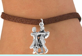<bR>              EXCLUSIVELY OURS!!<BR>CLICK HERE TO SEE 120+ EXCITING<BR>   CHANGES THAT YOU CAN MAKE!<BR>              LEAD & NICKEL FREE!!<BR>     W572SB - DANCING COUPLE &<Br>        BRACELET AS LOW AS $4.50
