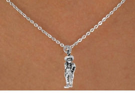 "<bR>                EXCLUSIVELY OURS!!<BR> CLICK HERE TO SEE 120+ EXCITING<BR>    CHANGES THAT YOU CAN MAKE!<BR>               LEAD & NICKEL FREE!!<BR>W573SN - ""QUICK DRAW COWBOY""<BR>      & NECKLACE AS LOW AS $4.50"