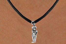 """<bR>                EXCLUSIVELY OURS!!<BR> CLICK HERE TO SEE 120+ EXCITING<BR>    CHANGES THAT YOU CAN MAKE!<BR>               LEAD & NICKEL FREE!!<BR>W573SN - """"QUICK DRAW COWBOY""""<BR>      & NECKLACE AS LOW AS $4.50"""