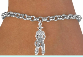 <bR>               EXCLUSIVELY OURS!!<BR>CLICK HERE TO SEE 120+ EXCITING<BR>   CHANGES THAT YOU CAN MAKE!<BR>              LEAD & NICKEL FREE!!<BR>   W575SB - COWBOY & BRACELET<Br>                    AS LOW AS $4.50