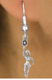 <bR>              EXCLUSIVELY OURS!!<BR>CLICK HERE TO SEE 120+ EXCITING<BR>  CHANGES THAT YOU CAN MAKE!<BR>             LEAD & NICKEL FREE!!<BR>W577SE - FEMALE TENNIS PLAYER<Br>     & EARRINGS FROM $4.50 TO $8.35
