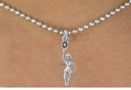 <bR>               EXCLUSIVELY OURS!!<BR>CLICK HERE TO SEE 120+ EXCITING<BR>   CHANGES THAT YOU CAN MAKE!<BR>              LEAD & NICKEL FREE!!<BR>W577SN - FEMALE TENNIS PLAYER<BR>     & NECKLACE AS LOW AS $4.50