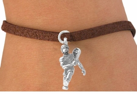 <bR>              EXCLUSIVELY OURS!!<BR>CLICK HERE TO SEE 120+ EXCITING<BR>   CHANGES THAT YOU CAN MAKE!<BR>              LEAD & NICKEL FREE!!<BR>  W578SB - MALE TENNIS PLAYER<Br>     & BRACELET AS LOW AS $4.50