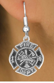 <bR>              EXCLUSIVELY OURS!!<BR>CLICK HERE TO SEE 120+ EXCITING<BR>  CHANGES THAT YOU CAN MAKE!<BR>             LEAD & NICKEL FREE!!<BR>      W580SE - FIREMAN'S BADGE<Br>     & EARRINGS FROM $4.50 TO $8.35