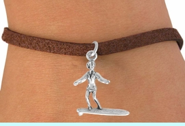 <bR>               EXCLUSIVELY OURS!!<BR>CLICK HERE TO SEE 120+ EXCITING<BR>   CHANGES THAT YOU CAN MAKE!<BR>              LEAD & NICKEL FREE!!<BR>         W583SB - SURFER GIRL &<Br>       BRACELET AS LOW AS $4.50