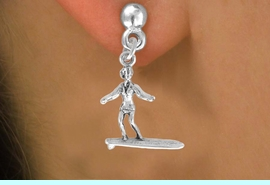 <bR>               EXCLUSIVELY OURS!!<BR>CLICK HERE TO SEE 120+ EXCITING<BR>   CHANGES THAT YOU CAN MAKE!<BR>              LEAD & NICKEL FREE!!<BR>          W583SE - SURFER GIRL &<Br>        EARRINGS FROM $4.50 TO $8.35