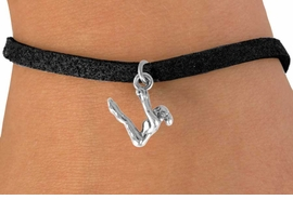 <bR>                EXCLUSIVELY OURS!!<BR> CLICK HERE TO SEE 120+ EXCITING<BR>    CHANGES THAT YOU CAN MAKE!<BR>               LEAD & NICKEL FREE!!<BR>  W587SB - SWINGING GYMNAST &<Br>         BRACELET AS LOW AS $4.50
