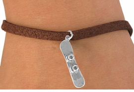 <bR>               EXCLUSIVELY OURS!!<BR>CLICK HERE TO SEE 120+ EXCITING<BR>   CHANGES THAT YOU CAN MAKE!<BR>              LEAD & NICKEL FREE!!<BR>        W588SB - SNOW BOARD &<Br>       BRACELET AS LOW AS $4.50