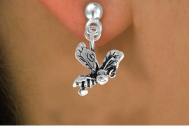 <bR>               EXCLUSIVELY OURS!!<BR>CLICK HERE TO SEE 120+ EXCITING<BR>   CHANGES THAT YOU CAN MAKE!<BR>              LEAD & NICKEL FREE!!<BR>          W591SE - SMILING BEE &<Br>        EARRINGS FROM $4.50 TO $8.35