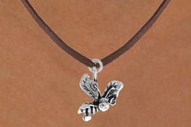"""<bR>               EXCLUSIVELY OURS!!<BR>CLICK HERE TO SEE 120+ EXCITING<BR>   CHANGES THAT YOU CAN MAKE!<BR>              LEAD & NICKEL FREE!!<BR>       W591SN -  """"SMILING BEE"""" &<BR>        NECKLACE AS LOW AS $4.50"""