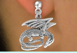 <bR>               EXCLUSIVELY OURS!!<BR>CLICK HERE TO SEE 120+ EXCITING<BR>   CHANGES THAT YOU CAN MAKE!<BR>              LEAD & NICKEL FREE!!<BR>        W594SE - SILVER DRAGON &<Br>        EARRINGS FROM $4.50 TO $8.35