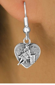 <bR>               EXCLUSIVELY OURS!!<BR>CLICK HERE TO SEE 120+ EXCITING<BR>   CHANGES THAT YOU CAN MAKE!<BR>              LEAD & NICKEL FREE!!<BR>  W599SE - BARREL RACER HEART<Br>     & EARRINGS FROM $4.50 TO $8.35