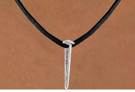 "<bR>               EXCLUSIVELY OURS!!<BR>CLICK HERE TO SEE 120+ EXCITING<BR>   CHANGES THAT YOU CAN MAKE!<BR>              LEAD & NICKEL FREE!!<BR>   W602SN - ""ISAIAH 53:5"" NAIL &<BR>    NECKLACE FROM $4.50 TO $8.35<BR>                      �2008 CineCorp"