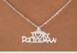 <bR>               EXCLUSIVELY OURS!!<BR>  CLICK HERE TO SEE 500+ EXCITING<BR>   CHANGES THAT YOU CAN MAKE!<BR>              LEAD & NICKEL FREE!!<BR> W794SN - I LOVE MY POLICE MAN <Br>     & NECKLACE FROM $4.50 TO $8.35