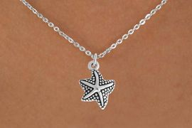 <bR>               EXCLUSIVELY OURS!!<BR>  CLICK HERE TO SEE 500+ EXCITING<BR>   CHANGES THAT YOU CAN MAKE!<BR>              LEAD & NICKEL FREE!!<BR>            W800SN - STAR FISH <Br>   & NECKLACE FROM $4.50 TO $8.35