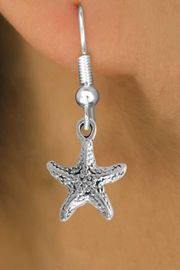 <bR>             EXCLUSIVELY OURS!!<BR>CLICK HERE TO SEE 500+ EXCITING<BR> CHANGES THAT YOU CAN MAKE!<BR>            LEAD & NICKEL FREE!!<BR>             W801SE - STAR FISH <Br>   & EARRING FROM $4.50 TO $8.35