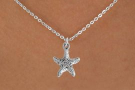 <bR>               EXCLUSIVELY OURS!!<BR>  CLICK HERE TO SEE 500+ EXCITING<BR>   CHANGES THAT YOU CAN MAKE!<BR>              LEAD & NICKEL FREE!!<BR>                W801SN - STAR FISH <Br>   & NECKLACE FROM $4.50 TO $8.35
