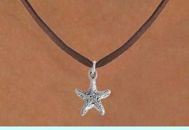 <bR>               EXCLUSIVELY OURS!!<BR>  CLICK HERE TO SEE 500+ EXCITING<BR>   CHANGES THAT YOU CAN MAKE!<BR>              LEAD & NICKEL FREE!!<BR>W801SN - STAR FISH & NECKLACE<Br>                FROM $4.50 TO $8.35